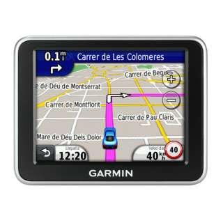Navegador GPS Garmin Nuvi 2200 con mapas de España, Portugal y