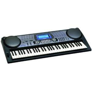 Casio CT K651 61 Note Touch Sensitive Portable Electronic Keyboard