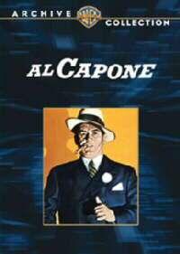 Al Capone DVD Rod Steiger Fay Spain James Gregory