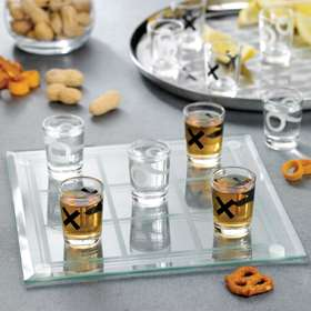 Shot Glass Drinking Bar Game Set in 3 Styles, New!