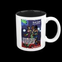 Deon Lytes  myFarcebook Hollywood Actor mugs by myFarcebook