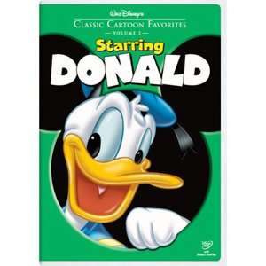 Classic Cartoon Favorites, Vol. 2: Starring Donald: TV Shows
