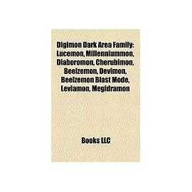 Digimon Dark Area Family: Lucemon, Millenniummon, Diaboromon