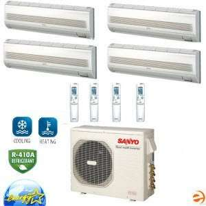 KMS0772 Wall Mounted Quad Zone Air Conditioner   28
