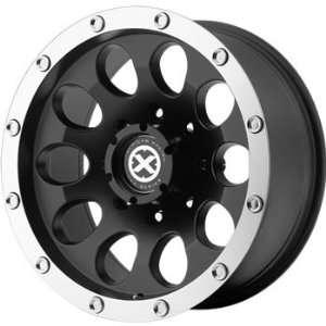 American Racing ATX Slot 18x9 Black Wheel / Rim 8x180 with