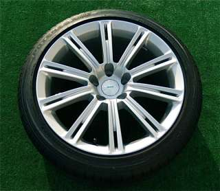 New 2011 Genuine OEM Aston Martin RAPIDE WHEELS TIRES