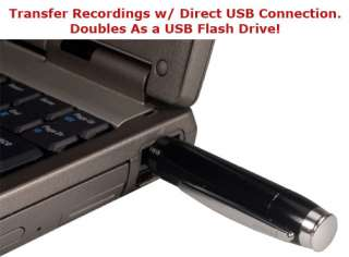 142 Hour Digital Voice Recorder Pen Audio Spy Recording |