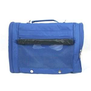 Prefer Pets Backpack Pet Carrier in Blue Dogs