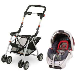 Car Seat and Car Seat Stroller Frame, Mickey Mouse in the House Car