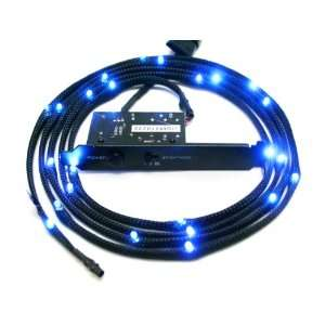 Sleeved LED Case Light Kit (Blue) 2 Meter CB LED20 BU Electronics