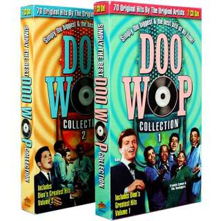 Simply The Best Doo Wop Collection, Vol.1 & 2 (14 Disc