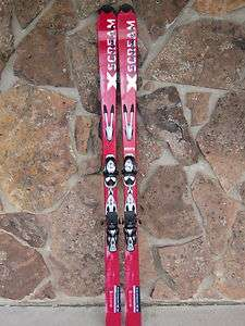 Salomon X Scream Prolink DownHill Skis w Salomon S 7 10 Bindings 175cm