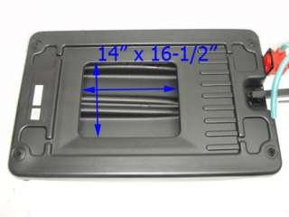 Gallon Low Profile Portable Truck Car Oil Drain Pan with Pump