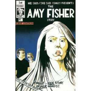 The Amy Fisher story [as told in her own words ; artwork