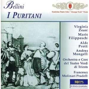 Bellini: I Puritani: Aldo Protti, Vincenzo Bellini, Francesco