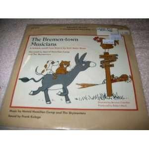 Hamid Hamilton Camp and The Skymonsters Ruth Belov Gross Music
