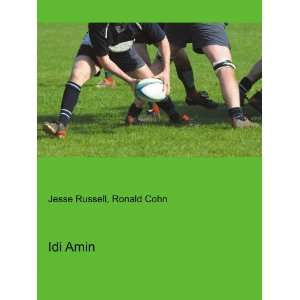Idi Amin Ronald Cohn Jesse Russell Books
