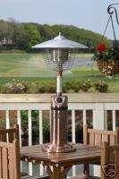 Fire Sense Copper Table Top Patio Heater CLOSEOUT PRICE