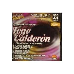com Karaoke Teo Calderon   Latin Stars Karaoke Tego Calderon Music