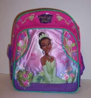 Disney PRINCESS & FROG TIANA LUNCH BAG TOTE Lunchbag