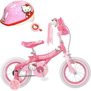 Hello Kitty 12 Girls Bike Value Bundle