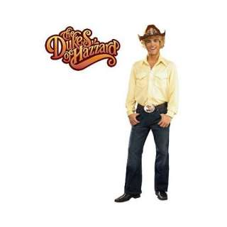 New Mens Large Dukes of Hazzard Bo Duke Adult Costume: Clothing