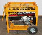 titan 8000 watt gas engine generator 11 hp 3720 rpm