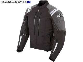 Joe Rocket Atomic 4.0 Jacket BLACK/GREY MED New