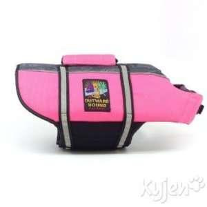 Outward Hound Aquatic Pet Preserver Dog Life Jacket S L