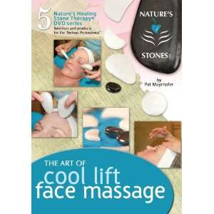 Cool Lift Face Massage DVD w/ User Manual   Learn to Use Hot