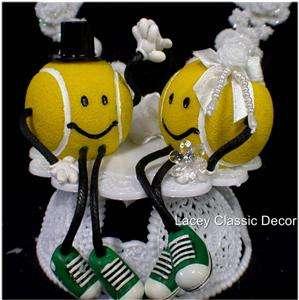 Soccer Ball Wedding Cake Topper