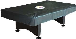NFL PITTSBURGH STEELERS Logo Billiard/Pool Table Cover
