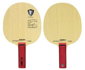 FREE SHIP) XIOM FUGA Table Tennis Blade Ping Pong Paddle Racket