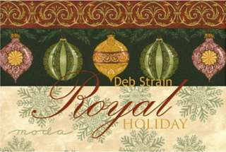 ROYAL HOLIDAY TABLE RUNNER & TOPPER   2 Quilt PATTERNS