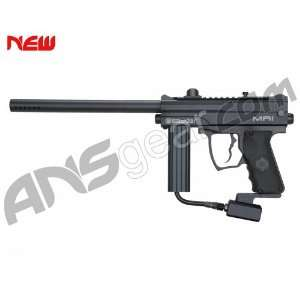 Kingman Spyder MR1 w/ E Frame Paintball Gun   Black