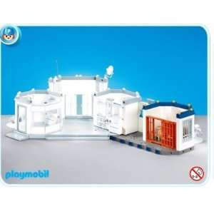 Playmobil Police Station Extension   Prison Cell: Toys
