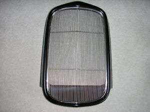 1932 Ford Filled Grille Shell & Insert 11 Gallon Gas Tank & Fuel