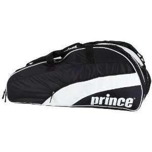 Prince 11 T22 Team 12 Pack Tennis Bag (Black/White