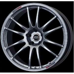 17x8 Enkei GTC01 (Hyper Black) Wheels/Rims 5x114.3 (429