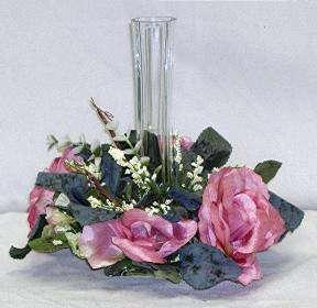 PETAL PINK Wedding Silk Flowers Reception Centerpieces Unity