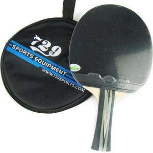 RITC729 Ping Pong Paddle Table Professional Tennis Racket 7302