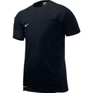 Nike Mens Dri Fit Athletic Black gym Sport Training Tee Shirt Dry Fit