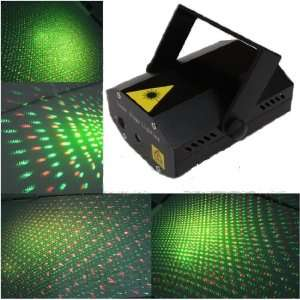 DJ Dance Studio Laser Stage Lighting Projector Black Electronics