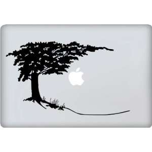 MacBook Big Tree MacBook Decal, Laptop skin, Apple decal