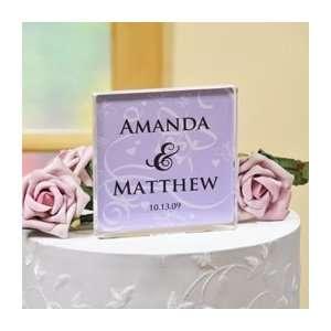 Butterfly Wedding Cake Topper
